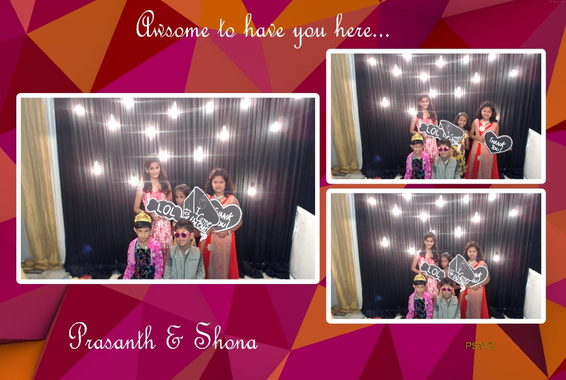 PhotoBooth Ideas For Kids In Coimbatore.